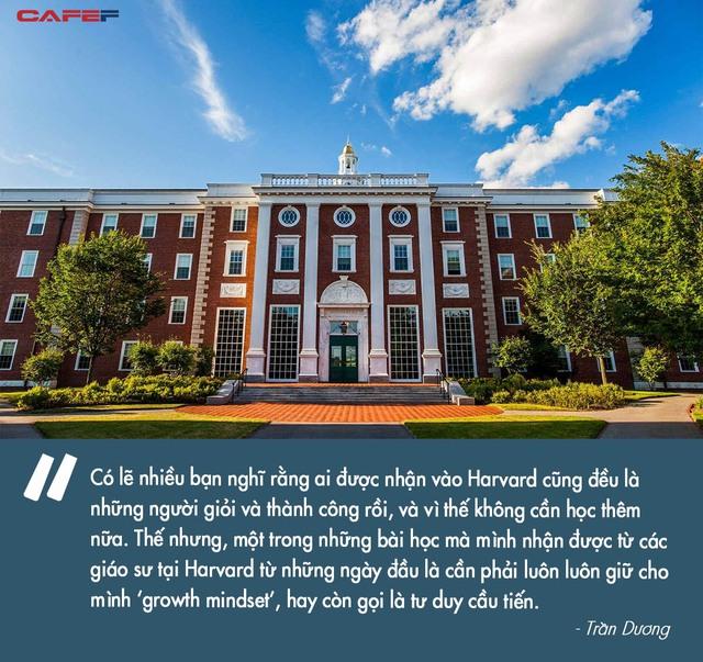 """Thạc sĩ Harvard """"gây bão"""" khi chia sẻ 3 bài học được dạy tại ngôi trường danh giá số 1 thế giới: Điều cuối cũng chính là động lực về Việt Nam đóng góp cho quê hương - Ảnh 2."""