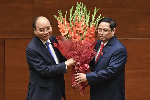 Đương kim Thủ tướng được bầu làm Chủ tịch nước và những điểm đặc biệt trong kỳ họp cuối cùng của Quốc hội khóa XIV - Ảnh 16.