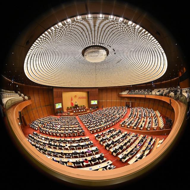 Đương kim Thủ tướng được bầu làm Chủ tịch nước và những điểm đặc biệt trong kỳ họp cuối cùng của Quốc hội khóa XIV - Ảnh 1.