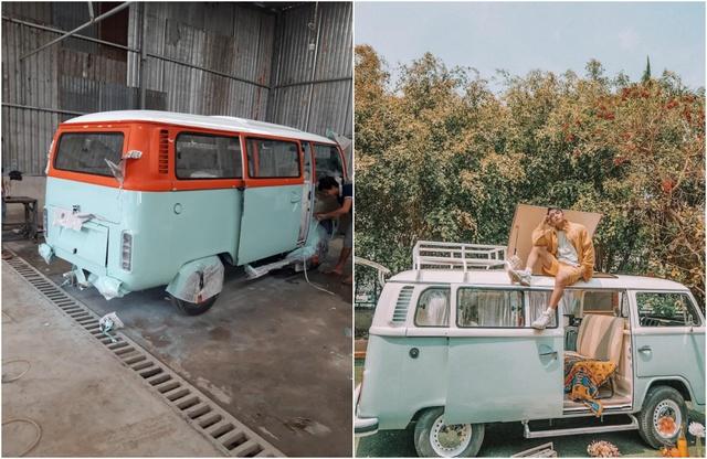 Du lịch bằng mobihome đang bùng nổ ở Việt Nam có gì hấp dấn đến vậy? Chi phí cải tạo lên đến hàng trăm triệu VNĐ, nhưng trải nghiệm phượt giữa thiên nhiên lại vô cùng xứng đáng - Ảnh 9.