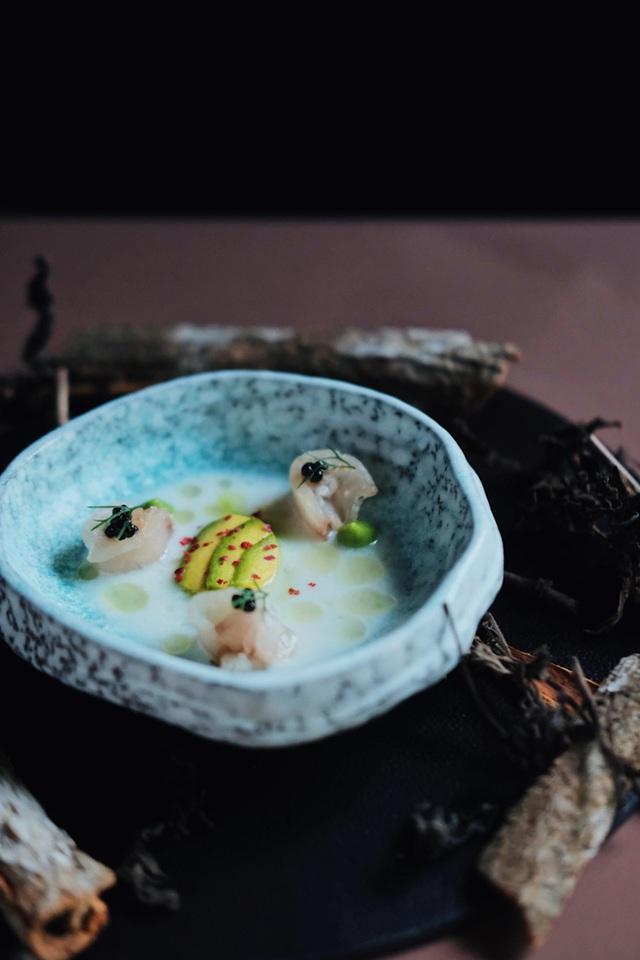 Bếp trưởng nhà hàng Hà Nội lọt top 100 châu Á: Bỏ sự nghiệp nước ngoài, về nước với công thức thành công chỉ sau 2 năm - Ảnh 11.