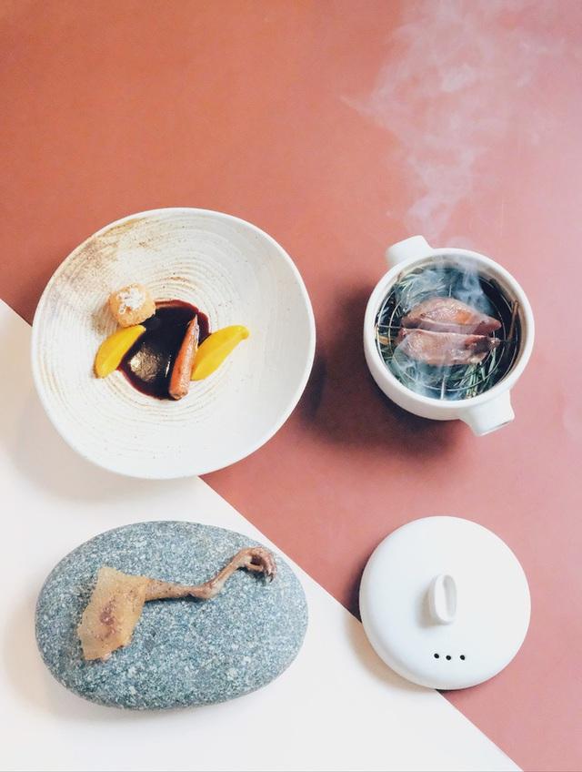 Bếp trưởng nhà hàng Hà Nội lọt top 100 châu Á: Bỏ sự nghiệp nước ngoài, về nước với công thức thành công chỉ sau 2 năm - Ảnh 13.