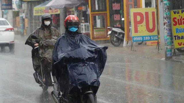 TP HCM đang đón mưa trái mùa và chuỗi mưa lớn  - Ảnh 3.