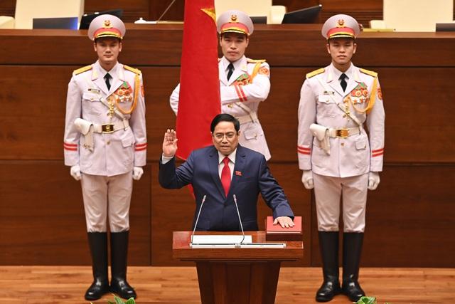 Đương kim Thủ tướng được bầu làm Chủ tịch nước và những điểm đặc biệt trong kỳ họp cuối cùng của Quốc hội khóa XIV - Ảnh 15.