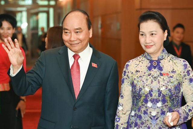 Đương kim Thủ tướng được bầu làm Chủ tịch nước và những điểm đặc biệt trong kỳ họp cuối cùng của Quốc hội khóa XIV - Ảnh 14.