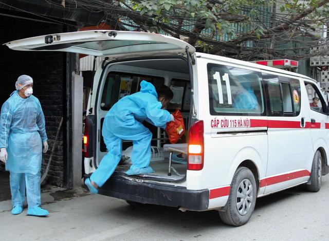 Hơn 40 nhân viên Bệnh viện Phụ sản Trung ương là F2 của ca mắc Covid-19 ở Đông Anh  - Ảnh 1.