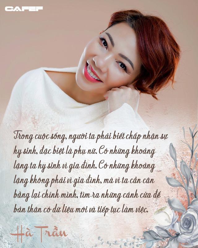 Diva Hà Trần: Tôi cũng cần tiền để nuôi quân chứ, nhưng không thể hát liên tục từ năm này sang năm khác mãi được - Ảnh 4.
