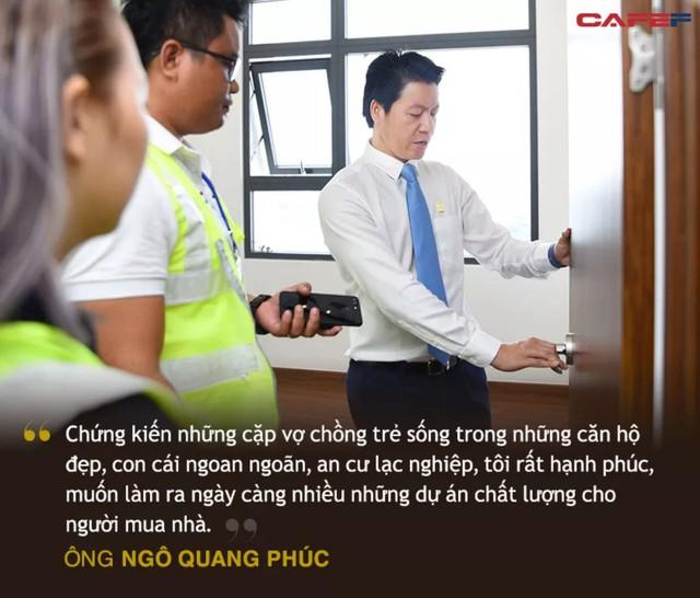 Chân dung CEO Phú Đông Group Ngô Quang Phúc - Từ nhân viên bán BĐS đến thuyền trưởng của những cao ốc chung cư cho giới trẻ - Ảnh 4.