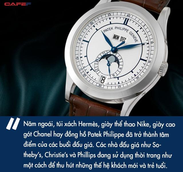 Mua túi Chanel giống như một khoản đầu tư sinh lời: Người trẻ đổ xô đi đấu giá trực tuyến cho thời trang xa xỉ với hy vọng kiếm bộn tiền - Ảnh 2.