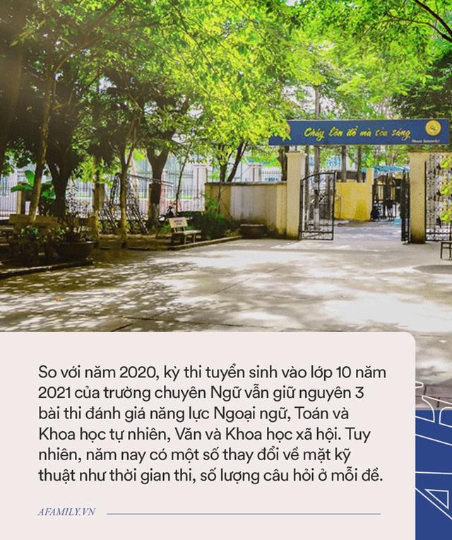 Hà Nội có 1 trường cấp 3: Năm nào học sinh cũng chọi sứt đầu mẻ trán mới trúng tuyển, chất lượng dạy thì đỉnh của chóp - Ảnh 7.
