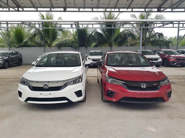 Hyundai Accent tăng tốc, Honda City sụt mạnh doanh số trong tháng 4 - Ảnh 1.
