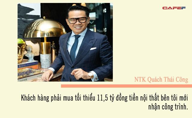 Những lần phát ngôn gây sốc của NTK nội thất Quách Thái Công: Khi khẳng định đẳng cấp hơn người, khi thì phản pháo cứng rắn trước lời khen chê, nhưng đều gây tranh cãi! - Ảnh 1.