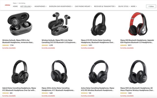 Hàng loạt sản phẩm Made in China bỗng dưng bay màu trên Amazon: Lỗi do nhà bán hàng Trung Quốc? - Ảnh 2.