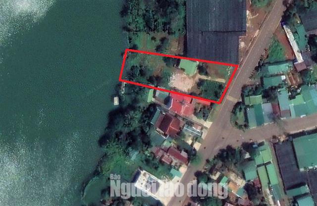 Buộc cưỡng chế tháo dỡ biệt thự khủng không phép ở TP Bảo Lộc  - Ảnh 3.