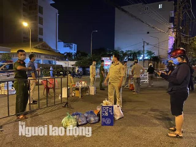 Đà Nẵng: Hơn 30 ca nghi nhiễm Covid-19, phong tỏa khẩn cấp KCN An Đồn trong đêm  - Ảnh 4.