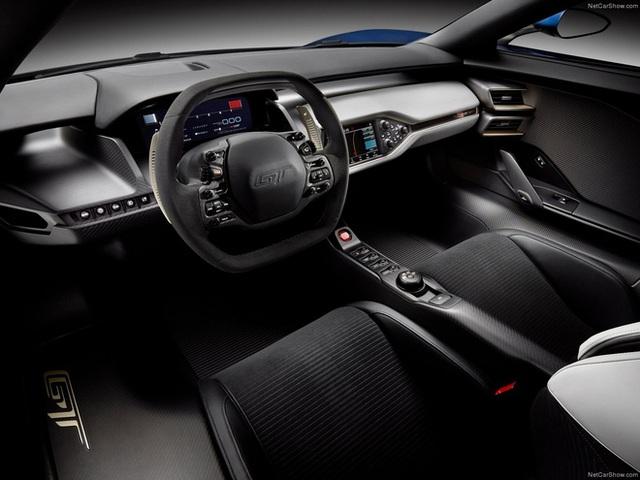 Siêu xe Ford GT đầu tiên cập bến Việt Nam: Từng được Ford chọn khách hàng để bán, giá về tay đại gia có thể lên tới hơn 20 tỷ đồng - Ảnh 7.
