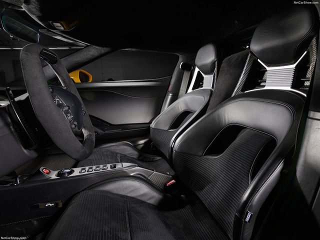 Siêu xe Ford GT đầu tiên cập bến Việt Nam: Từng được Ford chọn khách hàng để bán, giá về tay đại gia có thể lên tới hơn 20 tỷ đồng - Ảnh 8.
