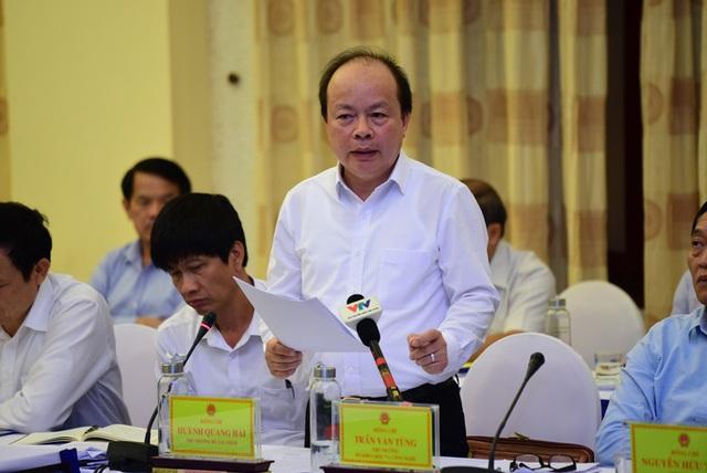 Thứ trưởng Huỳnh Quang Hải nghỉ hưu từ tháng 8-2021  - Ảnh 1.