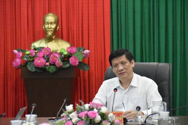 Bộ trưởng Bộ Y tế: Thay đổi chiến lược xét nghiệm COVID-19  - Ảnh 1.