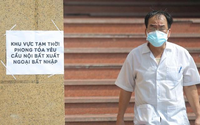 Giám đốc Hacinco mắc Covid-19 trốn khai báo y tế bị đình chỉ chức vụ  - Ảnh 1.