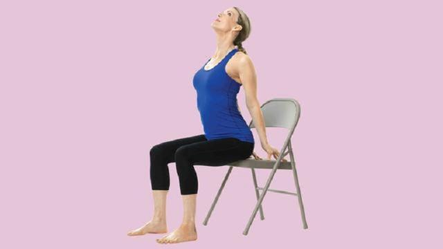 Động tác đơn giản, là công tắc để tăng sinh khí mạnh mẽ tức thì, đẩy lùi chóng mặt, đau lưng, mệt mỏi - Ảnh 1.