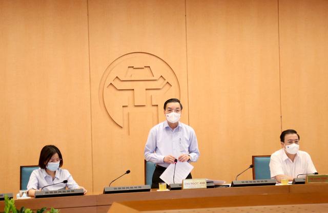 Chủ tịch Hà Nội đề nghị Công an TP Hà Nội vào cuộc vụ Giám đốc Hacinco mắc Covid-19  - Ảnh 1.