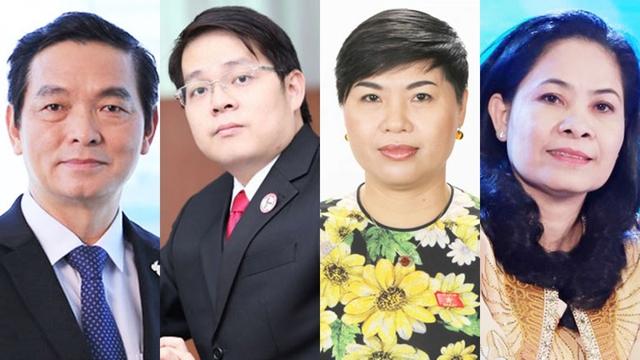 30 lãnh đạo doanh nghiệp ứng cử đại biểu Quốc hội khóa XV  - Ảnh 1.