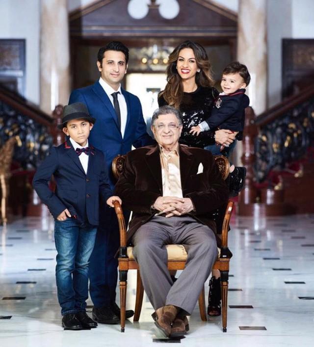 Cuộc sống xa hoa của gia đình sở hữu hãng vaccine lớn nhất thế giới - Ảnh 1.