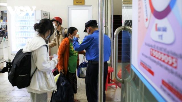 TPHCM dừng vận chuyển khách đến các vùng có dịch từ 0 giờ ngày 15/5  - Ảnh 1.