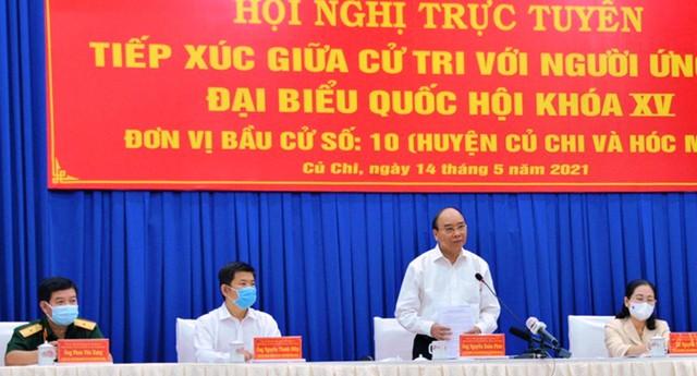 Chủ tịch nước: Ngân sách để lại một đồng, TPHCM có thể làm tăng 2-3 lần  - Ảnh 1.