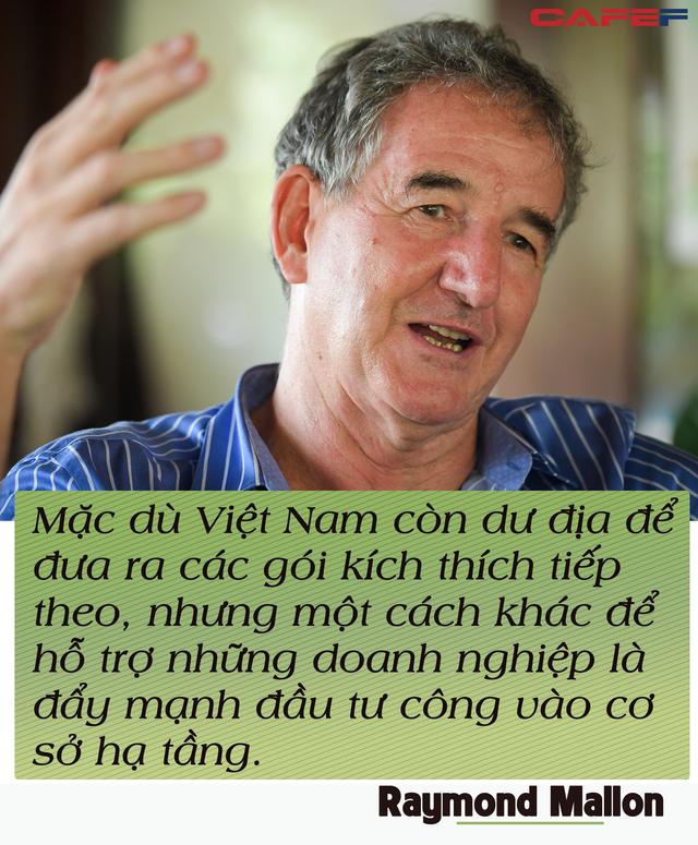 Cố vấn cao cấp của CIEM Raymond Mallon giải mã sự bùng nổ của nhà đầu tư cá nhân vào thị trường chứng khoán Việt Nam thời Covid-19 - Ảnh 2.