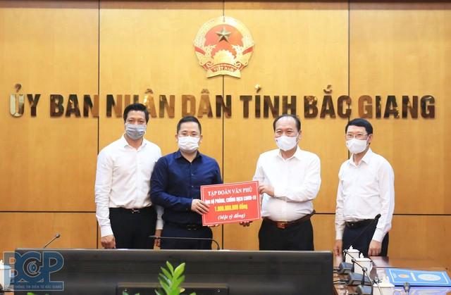 Văn Phú - Invest sẽ triển khai 4 dự án lớn tại Bắc Giang - Ảnh 1.