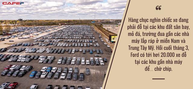 Mỹ hứng chịu hậu quả của cuộc khủng hoảng chip: Nhà máy đóng cửa, ô tô trở thành đống nhựa vô dụng, người mua giận dữ khi vài tháng không nhận được xe - Ảnh 1.