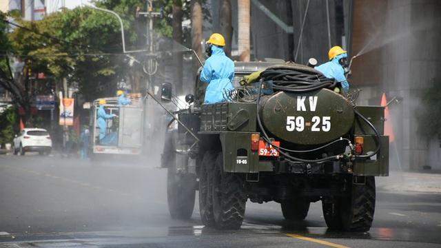 Giám đốc Sở Tư pháp TP Đà Nẵng dương tính với SARS-CoV-2  - Ảnh 1.