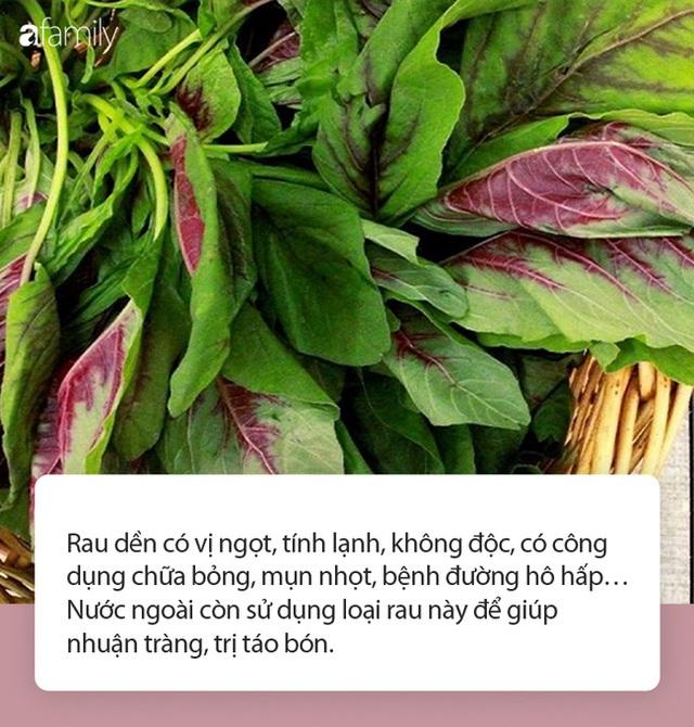 Chuyên gia bật mí 4 loại rau không thể thiếu trên mâm cơm vào ngày nắng nóng cực điểm, vừa giúp giải nhiệt vừa tăng miễn dịch - Ảnh 3.