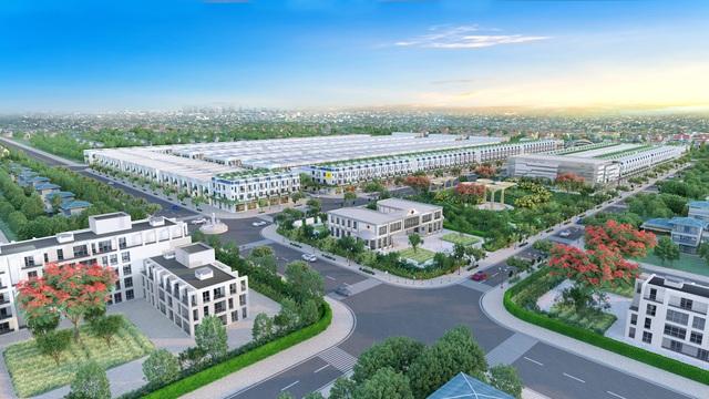 """Nhà đầu tư Sài Gòn """"săn"""" đất nền dưới 1 tỉ đồng tại vùng lân cận - Ảnh 1."""