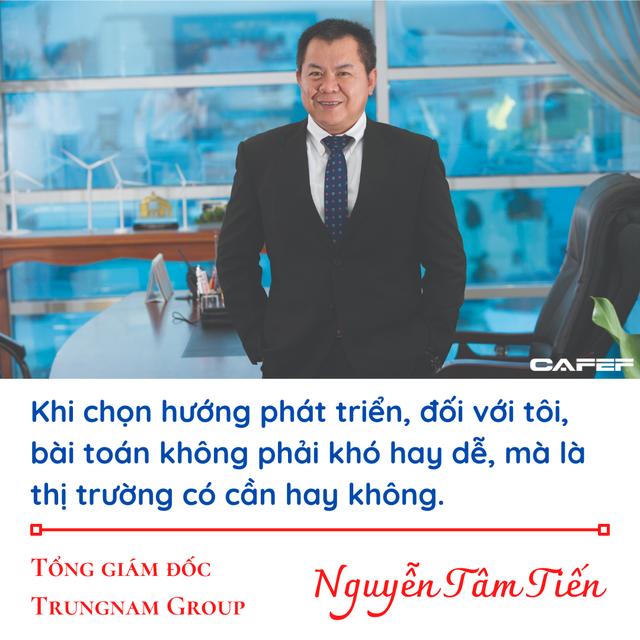 CEO Tập đoàn Trung Nam lần đầu tiết lộ hậu trường quyết định tỷ đô đầu tư năng lượng tái tạo tại Ninh Thuận - Ảnh 2.