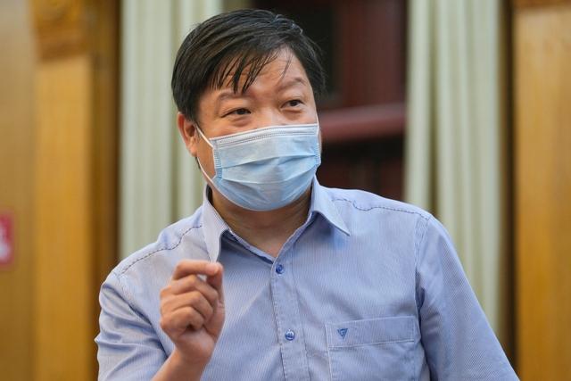 Ổ dịch COVID-19 tại công ty Hosiden Việt Nam (Bắc Giang) có tốc độ lây lan nhanh, phức tạp  - Ảnh 2.