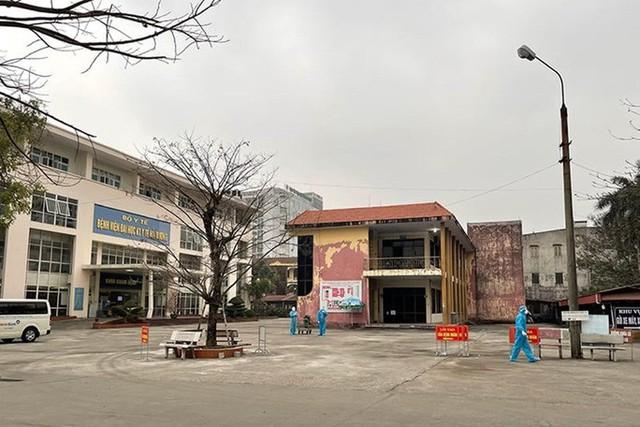 Hải Dương kích hoạt bệnh viện dã chiến để chia lửa với Bệnh viện K  - Ảnh 1.