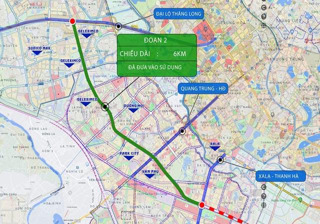 Sức hút bất động sản Hà Đông: Điểm nhấn quy hoạch giao thông - Ảnh 2.