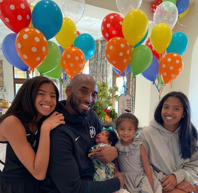 Nghẹn ngào trước tâm thư Hall of Fame của vợ Kobe Bryant: Nếu có kiếp khác em vẫn sẽ yêu anh - Ảnh 6.