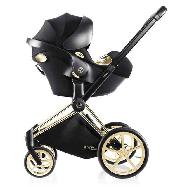 Xe đẩy Cybex cánh vàng: Siêu phẩm dành cho những em bé sướng từ trong nôi, được đích thân Giám đốc sáng tạo của Moschino thiết kế  - Ảnh 8.