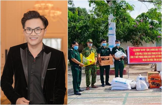 Hàng loạt nghệ sĩ Việt tham gia ủng hộ trong đợt dịch Covid-19 thứ tư: Đại Nghĩa kêu gọi hơn 1,2 tỷ VNĐ, NSƯT Xuân Bắc đến tận nơi cách ly tặng đồ - Ảnh 1.