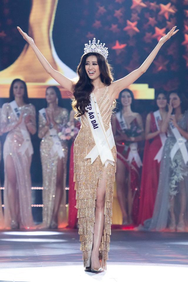 Để có những giây phút đỉnh cao tại Miss Universe 2020, Khánh Vân đã phải vượt qua không ít chê bai, đau đớn: Trong tim tôi, tôi nghĩ mình đã chiến thắng - Ảnh 1.