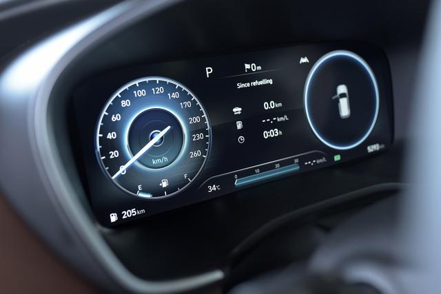 Hyundai Santa Fe 2021 chính thức ra mắt tại Việt Nam, giá từ 1,03 đến 1,34 tỷ đồng - Ảnh 11.
