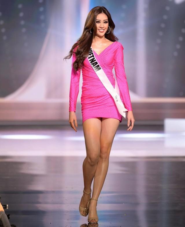 Để có những giây phút đỉnh cao tại Miss Universe 2020, Khánh Vân đã phải vượt qua không ít chê bai, đau đớn: Trong tim tôi, tôi nghĩ mình đã chiến thắng - Ảnh 14.