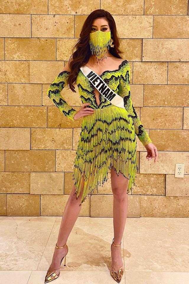 Để có những giây phút đỉnh cao tại Miss Universe 2020, Khánh Vân đã phải vượt qua không ít chê bai, đau đớn: Trong tim tôi, tôi nghĩ mình đã chiến thắng - Ảnh 13.