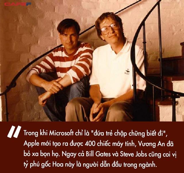 Ông vua máy tính gốc Hoa khiến IBM khiếp sợ, suýt vùi dập Bill Gates từ trứng nước: Từng là cơn ác mộng của giới công nghệ Mỹ, cuối đời lại mất sạch vì sai lầm bảo thủ - Ảnh 5.