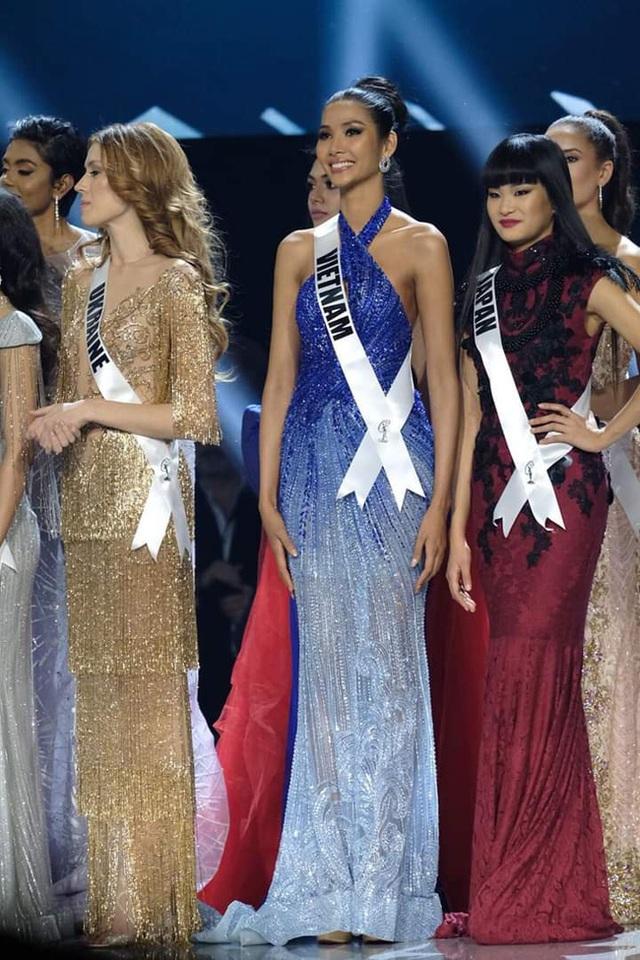7 chiếc váy đẹp nhất Miss Universe của mỹ nhân Việt: Toàn cực phẩm nhưng ai mới là người nổi nhất - Ảnh 1.