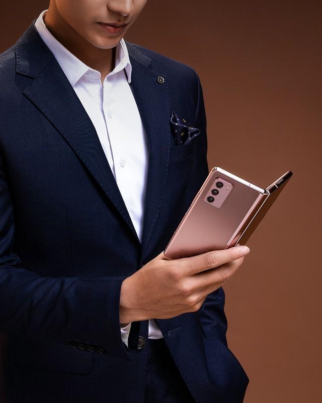 Galaxy Z First Class - Đẳng cấp nằm ở chỗ dám khác biệt - Ảnh 5.